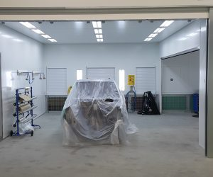 Project Vanesch Verf Trainingscentrum