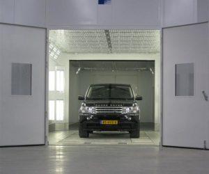 Project Autoschadebedrijf G de Wilde BV